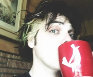bands, my chemical romance, and gerard way image