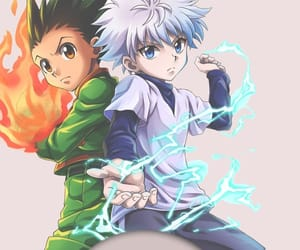 background and hunter x hunter image