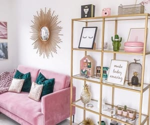 pink and decor image