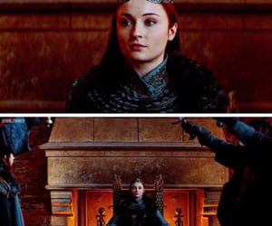 Queen, starks, and got image