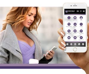 free salon mobile app and meraki salon mobile app image