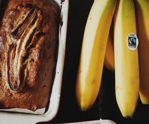 autumn, baking, and banana image