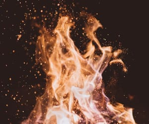 fire, fuego, and photography image