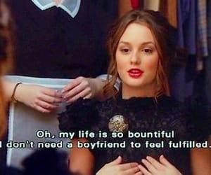 gossip girl, quotes, and boyfriend image