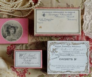 antique, vintage, and box image