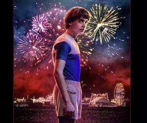 stranger things, byler, and will byers image