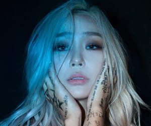 kpop, hyolyn, and you know better image