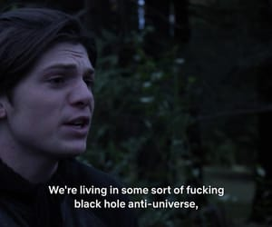 quote, tv show, and netflix image
