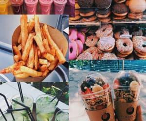 aesthetic, food, and comida image