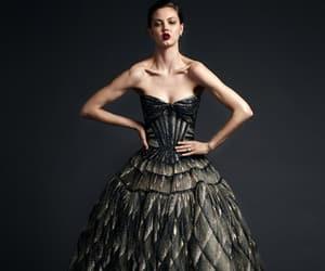 dress, fashion, and luxury image