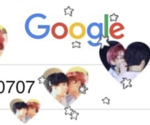 cyber, bts, and yoonkook image