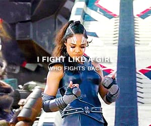 gif, thor, and fight like a girl image