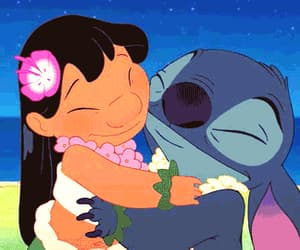 cartoon, family, and lilo and stitch image