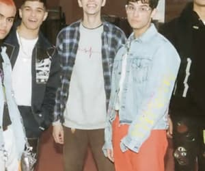 band, boys, and edwin honoret image