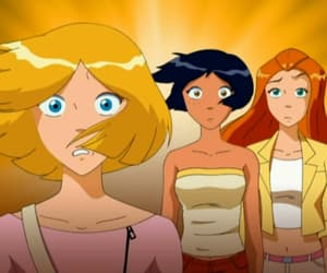 cartoon and totally spies image