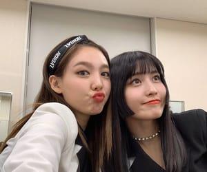 twice, nayeon, and momo image