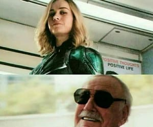 Marvel, movie, and stan lee image