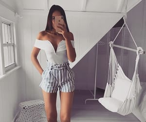 fashion, girly style, and outfits goals image