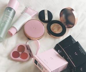 aesthetic, cushion foundation, and vt cosmetics image