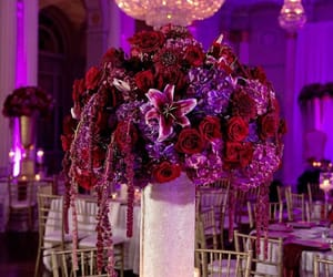 aesthetic, bouquet, and centerpiece image