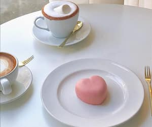 aesthetic, cafe, and candy image