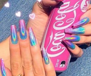 fashion inspo, nail inspo, and whi tumblr ig image