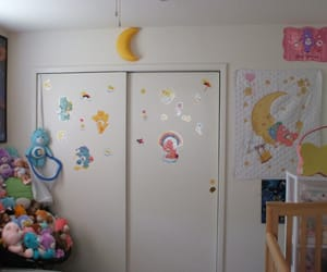 care bears, room, and soft image