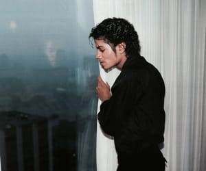 michael jackson, mj, and thriller era image