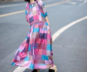 etsy, oversize dress, and short sleeve dress image