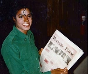 michael jackson, mj, and news image