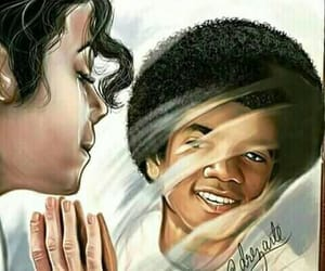 childhood, michael jackson, and mj image