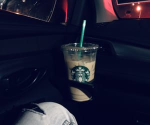 caffeine, car, and coffee image