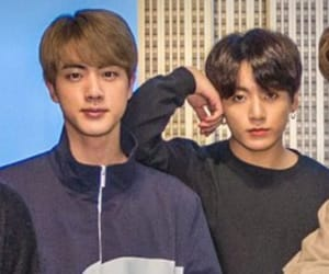 friendship, icon, and jin image