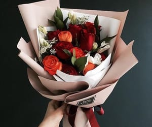 beautiful, bouquet, and beauty image
