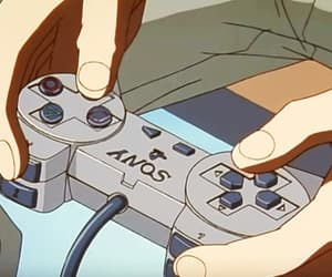 anime, control, and video game image