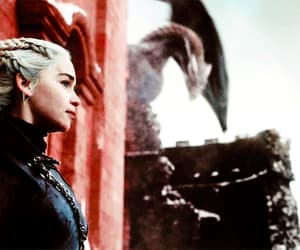 gif, daenerys targaryen, and emilia clarke image