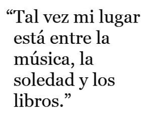 frases, libros, and soledad image