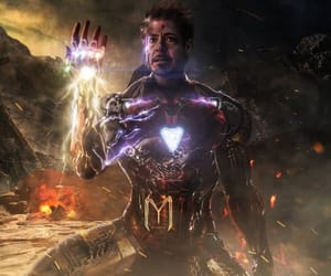 Avengers, iron man, and tony stark image