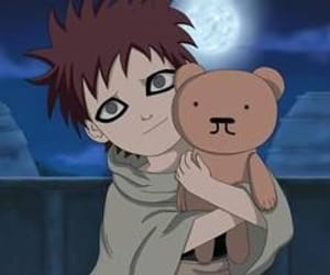 anime, baby, and gaara image