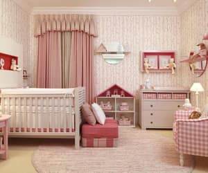 baby, room, and baby room image