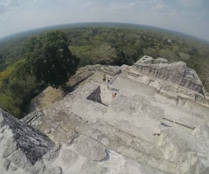 biosphere, ruins, and campeche image