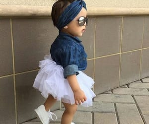 baby, style, and baby girl image