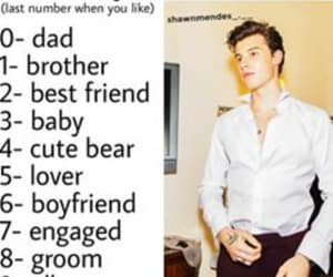baby, handsome, and bae image