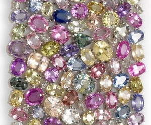 colorful, diamond, and sapphire image