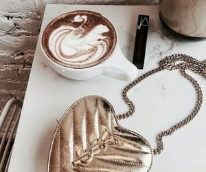 coffee, chic, and elegance image