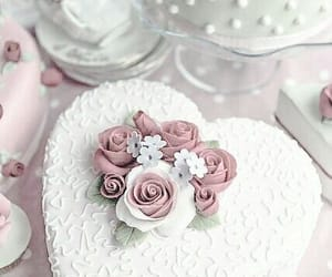 birthday, cakes, and roses image