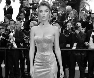 cannes, cannes film festival, and josephine skriver image