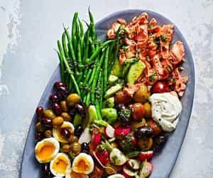 asparagus, avocado, and beautiful image