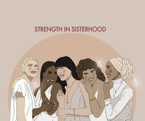girl, woman, and empowerment image