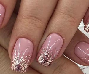 fashion, nail art, and women image
